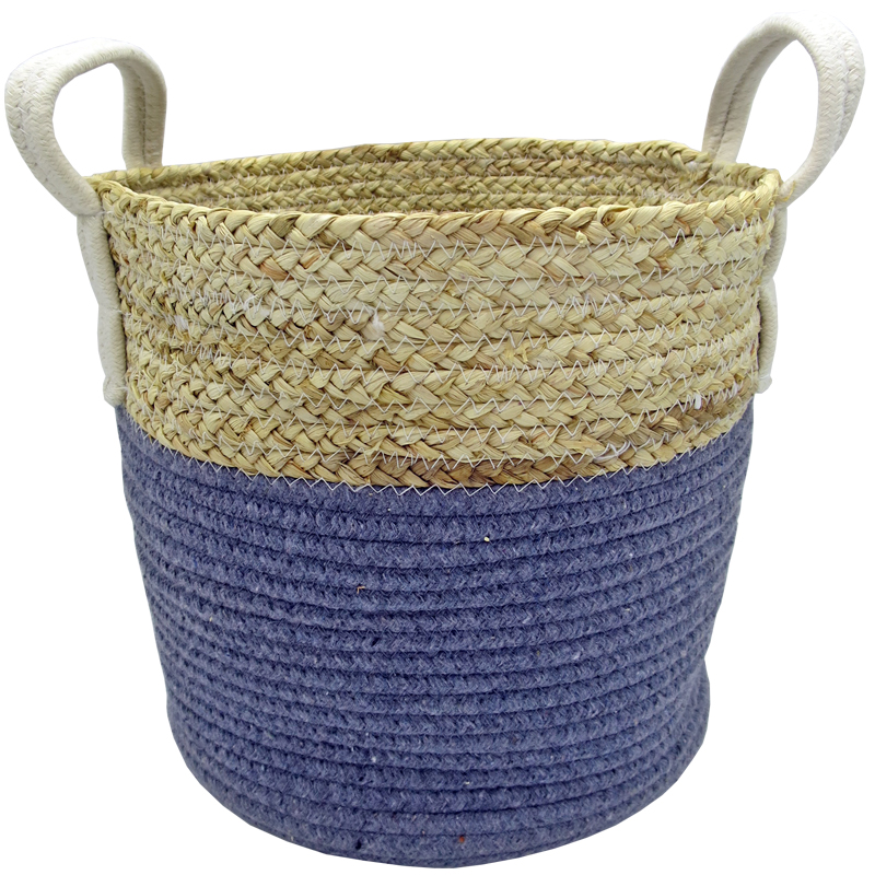 Two-Tone Maize Basket (S)