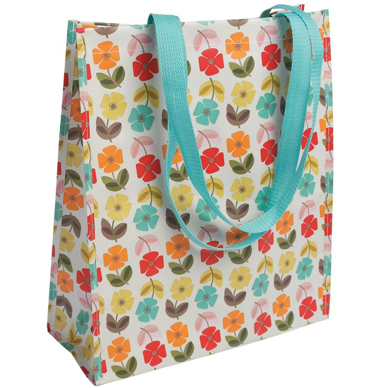 Shopper Tas - Vintage Poppy