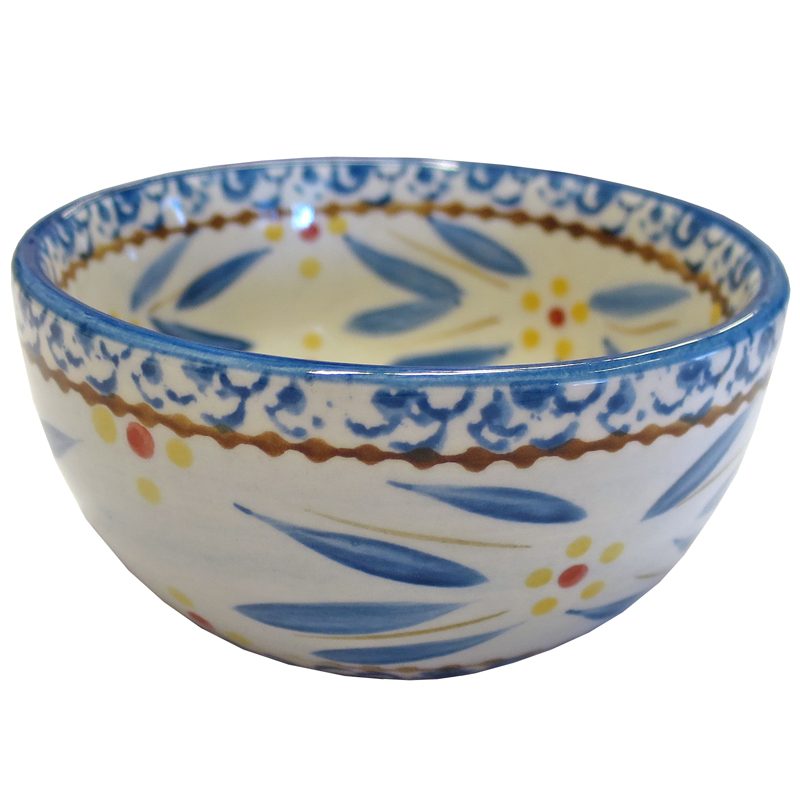 Tapas Bowl Set - Old World Blue (2)